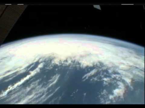 Space Station Views Tropical Storm Irene