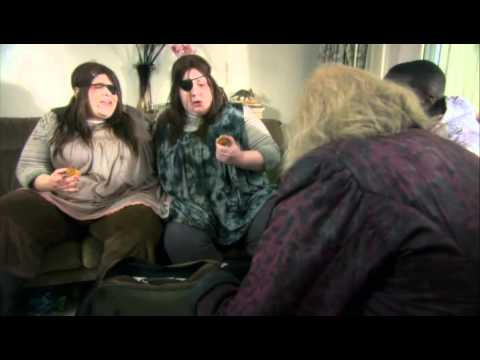 Snappy the Crocodile Auction - Psychoville - BBC
