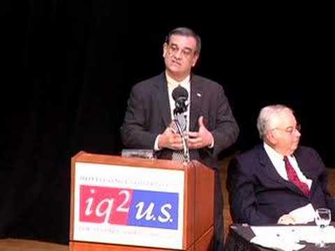 Undocumented Immigrant Debate: Mark Krikorian (6 of 12)