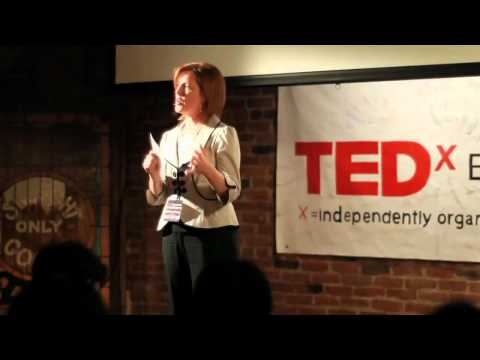 TEDxEmbarcadero - Whitney Johnson - Disrupt Yourself
