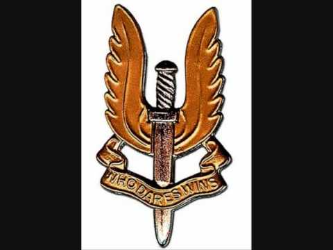 Special Air Service March