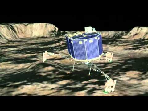 Rosetta's long journey
