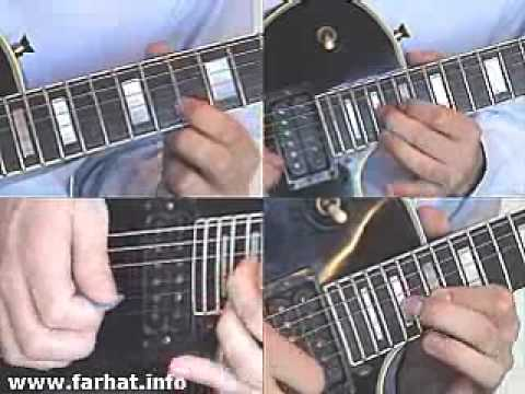 stairway to heaven led zeppelin part 7.4 FarhatGuitar.com