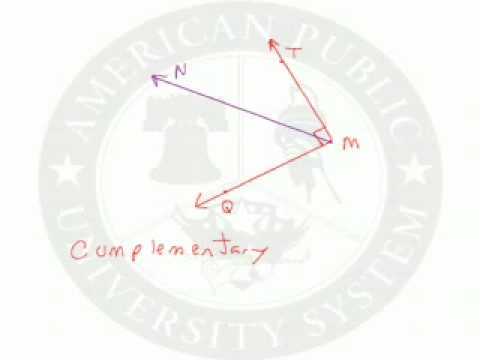 Vertical, Complementry and Supplementary Angles