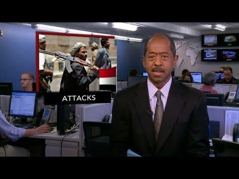 News Wrap: Yemeni Forces Try to Retake Militant-Held Town