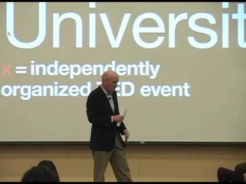TEDxArcadia University - Joe Hoeffel - You Gotta Bring It
