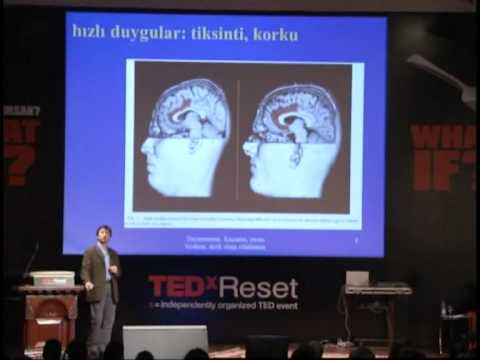 TEDxReset 2011 - Yanki Yazgan - What if we are happy and not aware of it