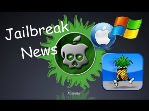 Untethered Jailbreak 5.1.1 iPhone 4S, 4, 3GS, iPad 3, 2, 1 & iPod Touch (Absinthe V2)