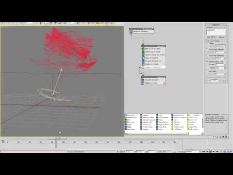Particle Flow Part 3 - 3D Studio MAX