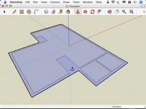 SketchUp: Pushing/Pulling your way to happiness