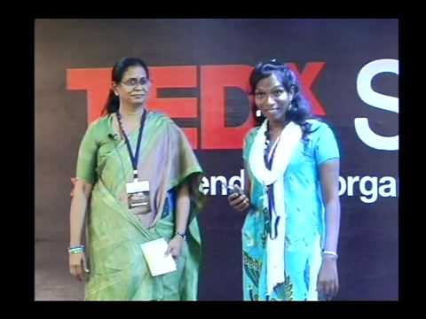 TEDxSRM - Sujatha Natarajan - Gender is a flowing and dynamic concept