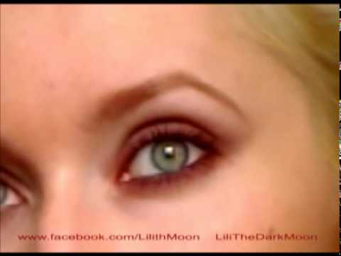 Quick and easy Jessica Alba's makeup for blondes with green blue eyes, tips summer 2010