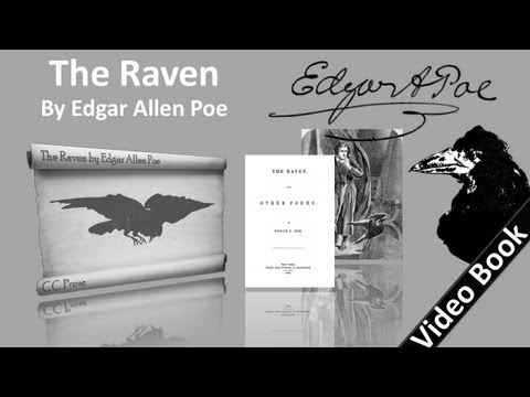 The Raven by Edgar Allan Poe (English)