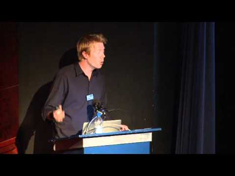 TEDxBradford - Tom Woolley - Curating The History of The Internet