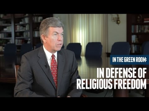 Senator Blunt Vows to Keep Pressure on President Obama Over Contraceptive Mandate