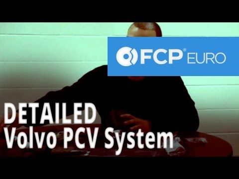 Volvo Parts PCV System from FCP Groton Explained