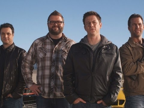 Top Shot / Top Gear: Top Tuesdays: Top Shot and Top Gear