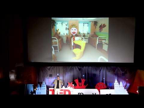 TEDxVorobyovy-Gory - George Nikich-Krilichevsky - Unsolved art of the City 2.0
