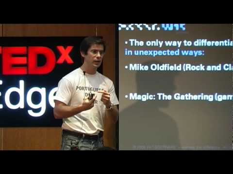 TEDxEdges - Paulo Glórias - When Fun Meets Technology : A Creative Market