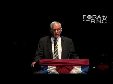 Ron Paul on Foreign Policy and Federal Powers
