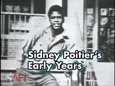Sidney Poitier's Early Years