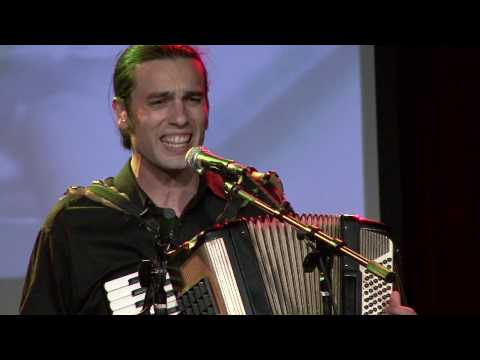 TEDxAsheville - Shane Perlowin and August Hoerr - Musical Performance