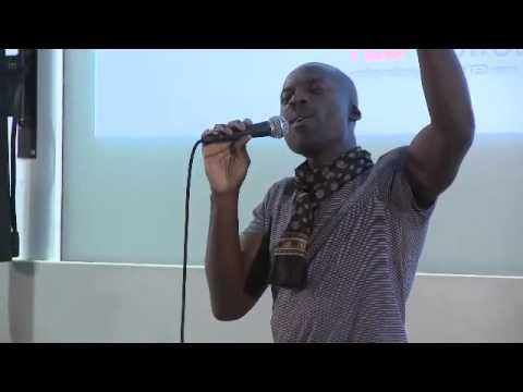 TEDxNewSt - Randolph Matthews - Live Performance