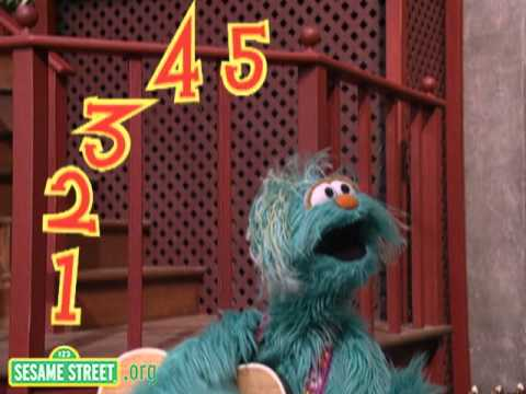 Sesame Street: Rosita Sings and Counts in Spanish