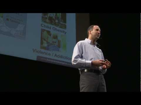 TEDxSanAntonio - Jose Angel Garcia - Slam Dunk - Sports Boosts the Economy & the Future for Children