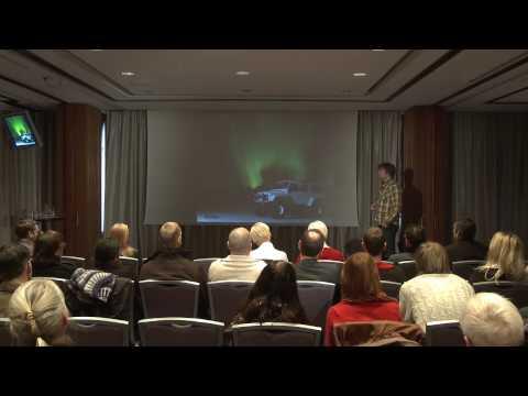 TEDxReykjavik - Torfi G. Yngvason - 9/6/09 [English]