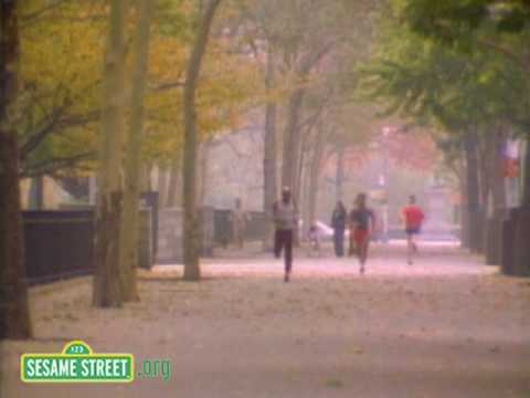 Sesame Street: Gordon's Morning Run