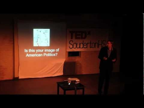 TEDxSoudertonHS - Cory Suter - Generation that will Transform American Politics