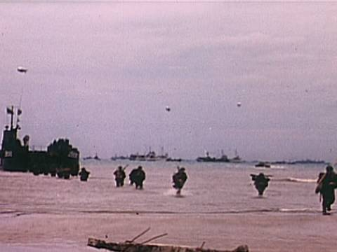 World War II in HD: D-Day