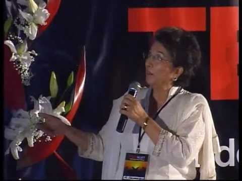 TEDxNUST - Farhana Azim - Hidden Gems through Floral Art