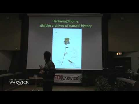 TEDxWarwick - Francois Grey - 2/28/09