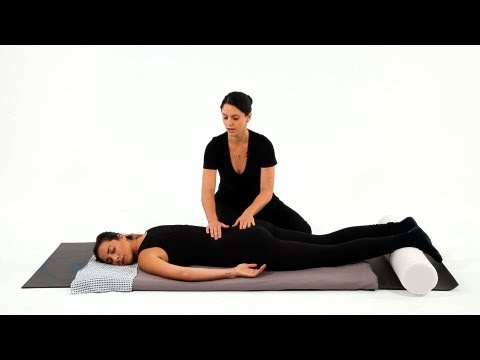 Shiatsu Massage Basic Technique