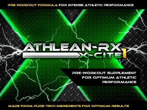 "PREWORKOUT Supplements - ""ATHLEAN-Rx Workout Supplement SERIES"" - PART 1"