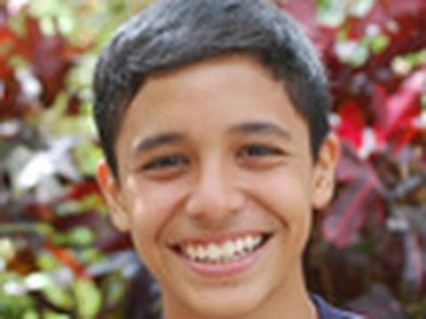 National Geographic Bee 2011 - Pacific Territories Finalist