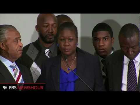 Watch Trayvon Martin's Parents React to Charges Against George Zimmerman