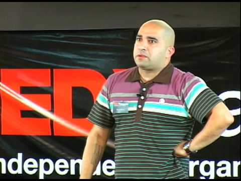 TEDxPatagonia - Tomas Olivera - Passion for cooking