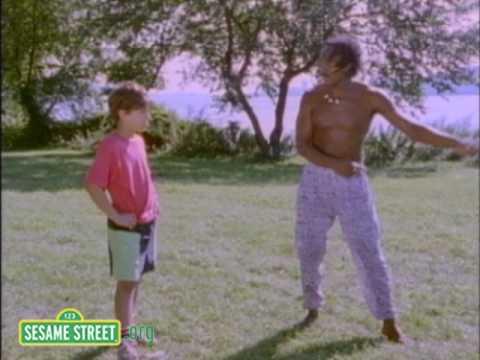 Sesame Street: Capoeira Dance Class