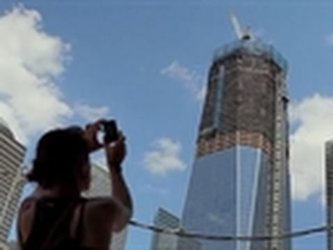 The Rising: Rebuilding Ground Zero- A Symbol of Hope