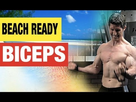 NEW Biceps Workout - BEACH READY Biceps for Summer!