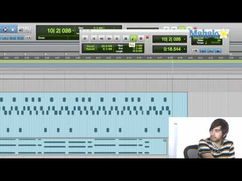 Using MIDI Merge and Replace - Pro Tools 9