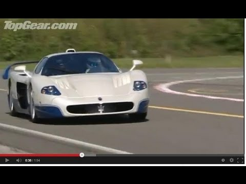 Top Gear - The Stig - Maserati - BBC