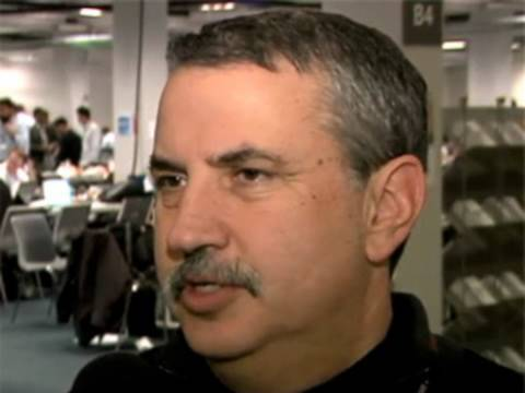 Tom Friedman Slams Climate Skeptics at COP15