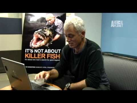 River Monsters - Facebook FAQs #7