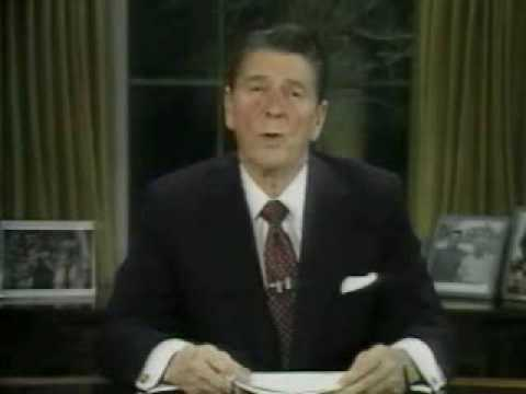 President Reagan's Speech On Defense, 1983