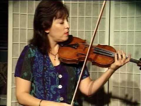Violin Lesson - String Cross Exercise