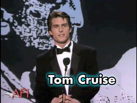 Tom Cruise On Kirk Douglas & SPARTACUS